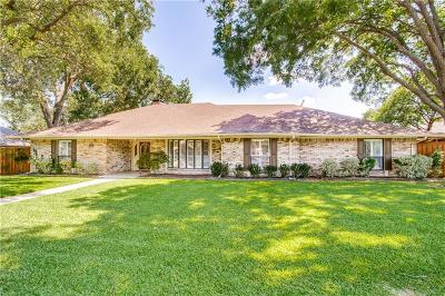 Single Family Home For Sale: 6824 Winterwood Lane