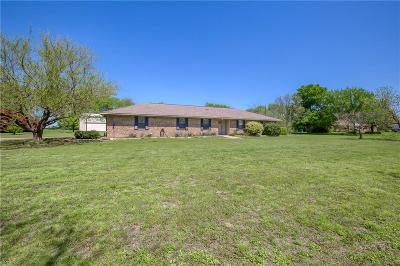 Anna Single Family Home For Sale: 396 Hurricane Creek Lane