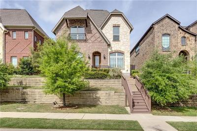 Irving Single Family Home For Sale: 5009 Dominion Boulevard