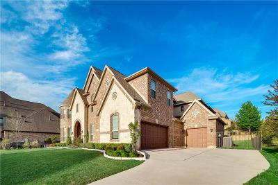 Colleyville Single Family Home For Sale: 7009 Da Vinci