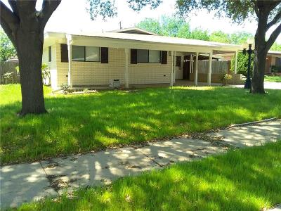 Irving Single Family Home For Sale: 1203 Beacon Hill Drive