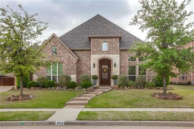 Flower Mound Single Family Home For Sale: 3012 Breckenridge Drive