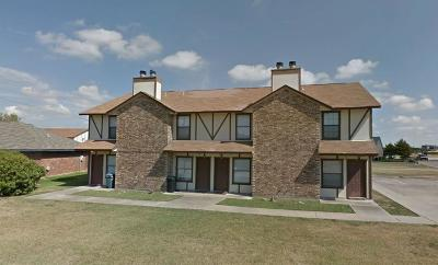 Residential Lease For Lease: 801 Bluebonnet Drive #Apt C
