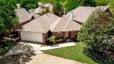 Flower Mound Single Family Home Active Option Contract: 4141 1 Place Lane