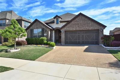 Rockwall Single Family Home For Sale: 598 Deverson Drive