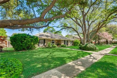 Richardson Single Family Home For Sale: 1907 Vassar Drive
