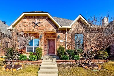 Allen Single Family Home For Sale: 1819 Harlequin Place