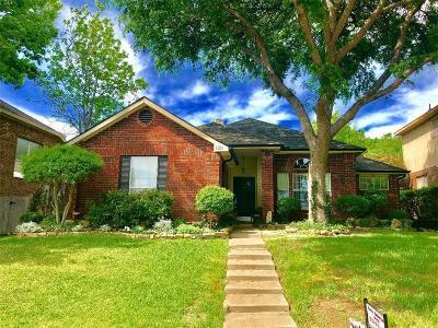 Carrollton Single Family Home Active Option Contract: 1121 Holly Drive
