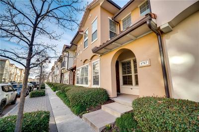 Irving Condo For Sale: 6767 Plaza Via
