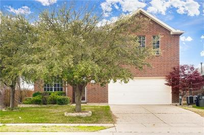 Forney Single Family Home For Sale: 2032 Brook Meadow Drive