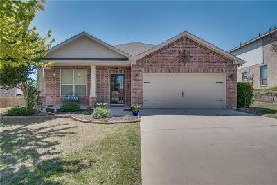 Weatherford Single Family Home For Sale: 709 Sage Brush Drive