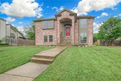 Trophy Club Single Family Home Active Option Contract: 45 Alamosa Drive