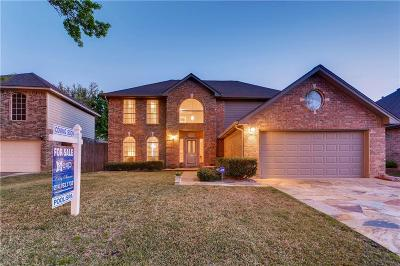 Flower Mound Single Family Home Active Option Contract: 2125 Lakeway Terrace