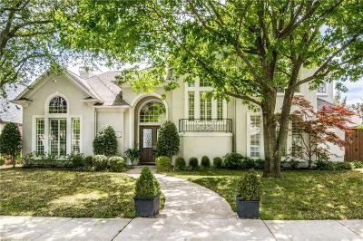 Plano Single Family Home For Sale: 5800 Garrett Drive