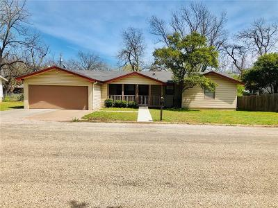 Comanche Single Family Home For Sale: 308 Sunset Drive