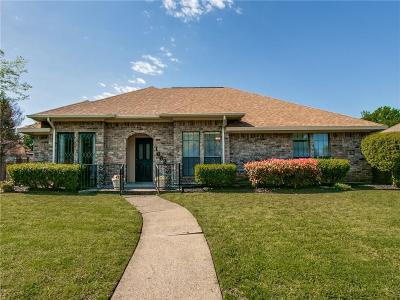 Lewisville Single Family Home For Sale: 1662 N Valley Parkway