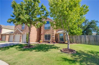 Denton Single Family Home For Sale: 7513 Valley Stream Road