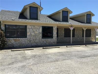 Granbury Commercial For Sale: 5001 Fall Creek Highway