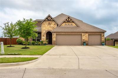 Burleson Single Family Home For Sale: 2701 Elmwood Drive
