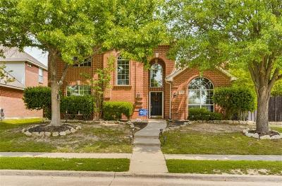 Frisco Single Family Home For Sale: 7012 Ledgestone Court