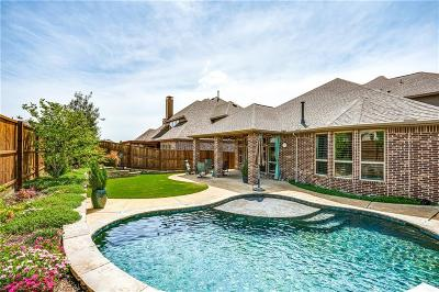 McKinney Single Family Home For Sale: 6416 Lost Pines Drive