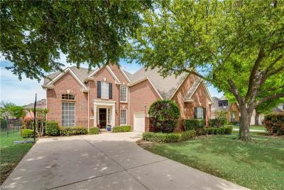 Coppell Single Family Home For Sale: 1044 Basilwood Drive