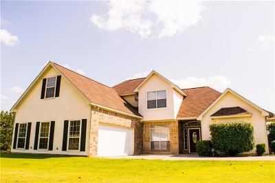 Granbury Single Family Home For Sale: 3201 Cliffview Court