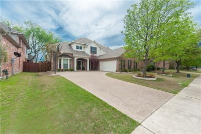 Allen Single Family Home For Sale: 927 Southfork Drive