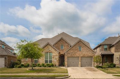 Forney Single Family Home For Sale: 1107 Somerset Circle