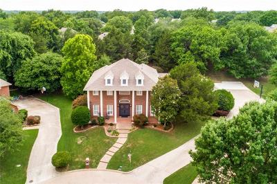 McKinney Single Family Home Active Option Contract: 2208 Amherst Circle