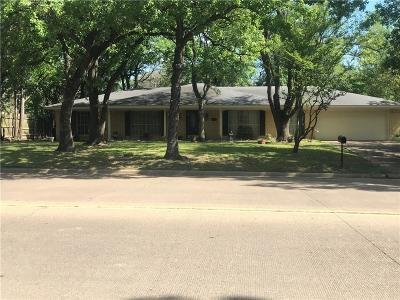 Corsicana Single Family Home For Sale: 816 Northwood Boulevard