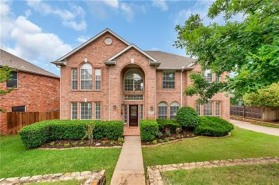 Keller Single Family Home For Sale: 1933 Fall Creek Trail