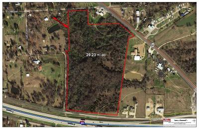 Canton Commercial Lots & Land For Sale: I-20 & 3440