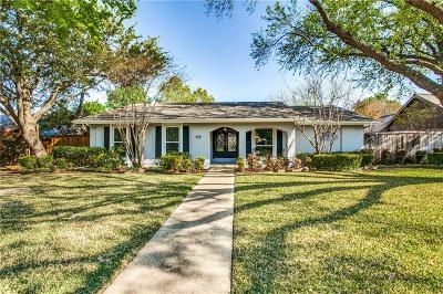 Richardson Single Family Home For Sale: 2934 Forest Hills Lane