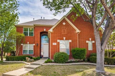 McKinney Single Family Home For Sale: 8601 Preston Wood Drive