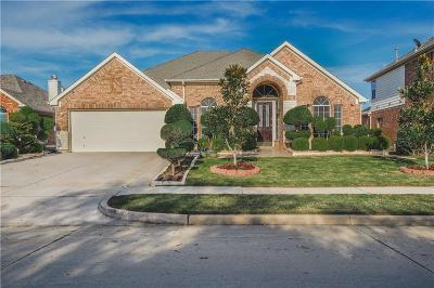 Grand Prairie Single Family Home For Sale: 4948 Screech Owl Lane