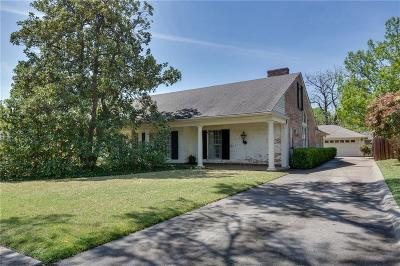 Garland Single Family Home For Sale: 1917 Melody Lane