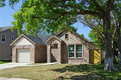 Single Family Home Active Contingent: 4311 Aztec Drive