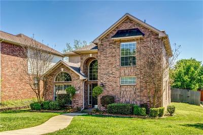 Rockwall Single Family Home For Sale: 1755 Cresthill Drive