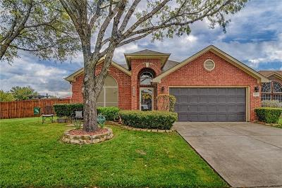 Grand Prairie Single Family Home Active Option Contract: 4932 Regal Oak Road
