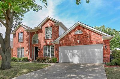 Flower Mound Single Family Home For Sale: 1804 Sumac Drive