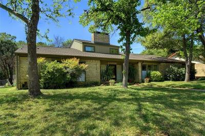 Denton Single Family Home Active Option Contract: 2124 Savannah Trail