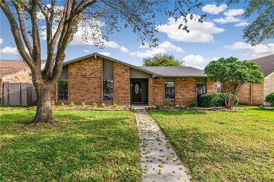 The Colony Single Family Home For Sale: 4512 Hale Street