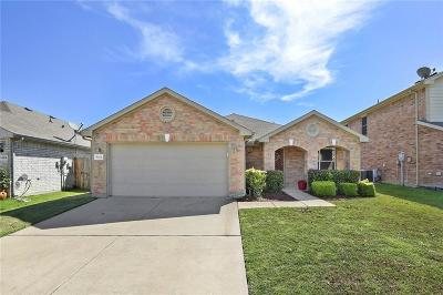 Grand Prairie Single Family Home Active Option Contract: 5412 Maverick Drive