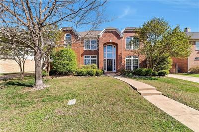 Fort Worth Single Family Home For Sale: 6731 Trail Cliff Way