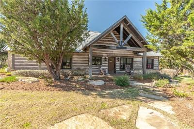 Palo Pinto County Single Family Home For Sale: 1170 Waterfall Way