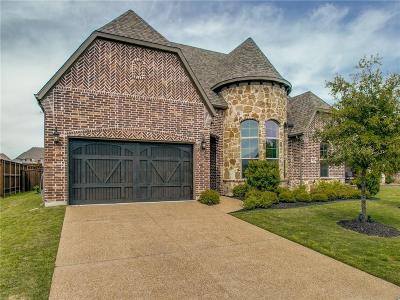 Prosper Single Family Home For Sale: 870 Rustic Lane