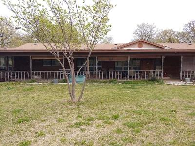 Wise County Single Family Home For Sale: 621 Saddle Ridge Court