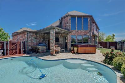 Allen Single Family Home For Sale: 1822 Childress Lane
