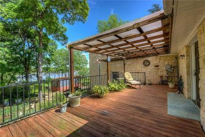Wills Point Single Family Home For Sale: 8 Hillside Drive